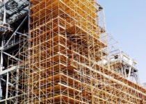 scaffolding in UAE
