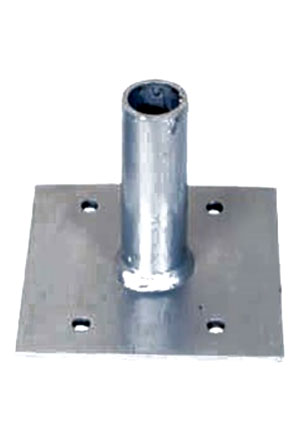 SWIVEL ADJUSTABLE BASE JACK